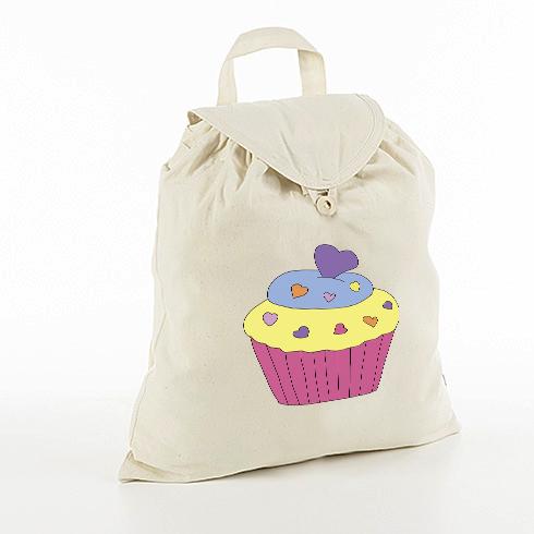 muffin ruksak