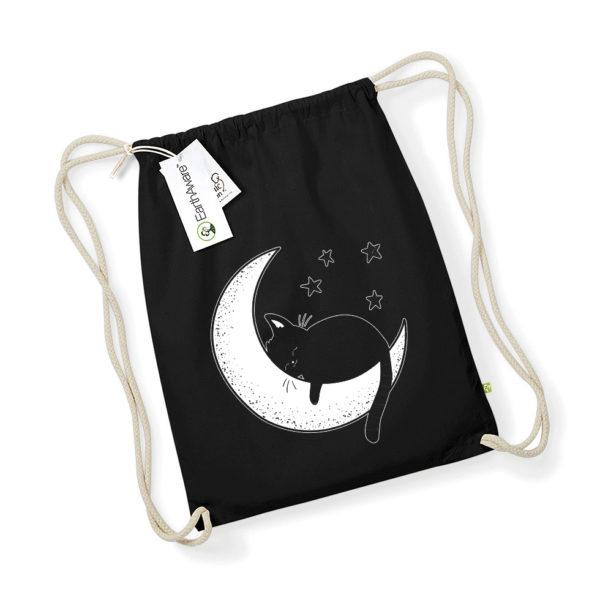 Vreća Ruksak - Cat and Moon