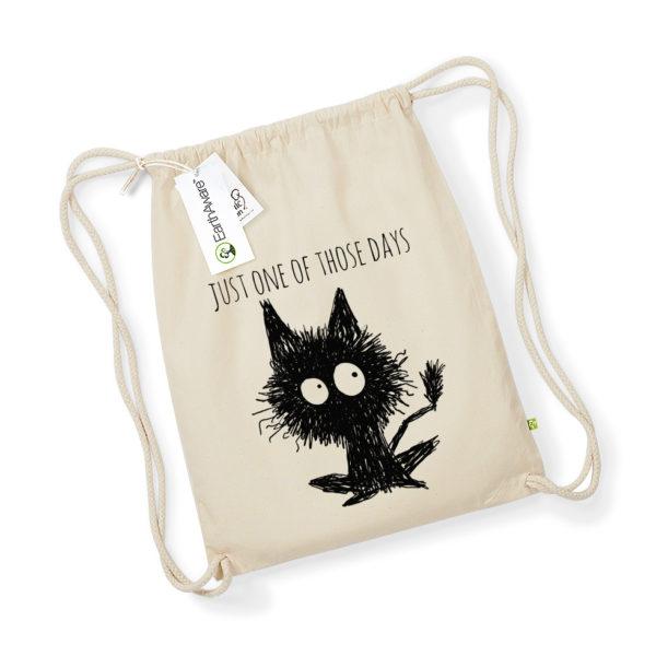vreća ruksak crazy cat